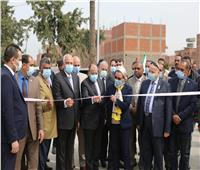 وزيرا البيئة والتنمية ومحافظ الجيزة يفتتحون المحطة الوسيطة للمخلفات بالبراجيل