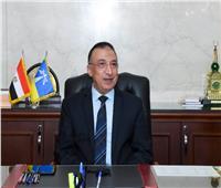 محافظ الإسكندرية يفتتح أعمال التطويربمستشفى رأس التين