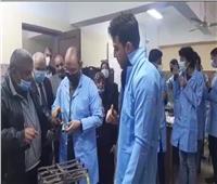 إطلاق أول دورة تدريبية لذوي الهمم على مهنة التبريد والتكييف بالإسكندرية