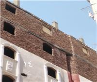 إيقاف أعمال بناء مخالف فى قلب الأقصر والتحفظ على المعدات