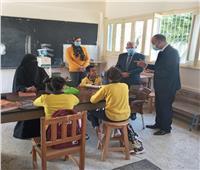 انتظام الدراسة في السويس وسط حضور متباين للطلاب