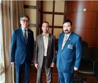 كازاخستان تدعو شيخ الأزهر والمفتي ووزير الأوقاف للمؤتمر الدولي لحوار الأديان