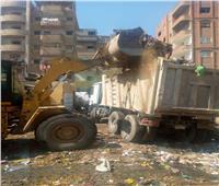 محافظة الفيوم تنظم حملة مكبرة للنظافة ورفع الإشغالات بمركزي الفيوم وسنورس
