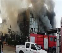 السيطرة على حريق في 3 منازل بقنا