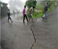 زلزال بقوة 5 درجات يضرب جنوب شرق إيران