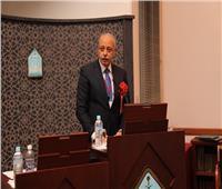 سفير مصر بطوكيو: إشادة يابانية باستعانة السيسي بالمرأة بمجلس الدولة والنيابة
