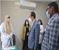 الرعاية الصحية: إجراء 34 ألف فحص طبي بوحدتي البغدادي والرزيقات بالأقصر
