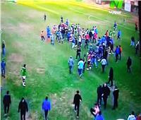أول تحرك من اتحاد الكرة بعد معركة مباراة الفيوم والشرقية للدخان