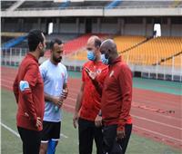 دوري أبطال إفريقيا  جاهزية السولية وطاهر للمشاركة في مران الأهلي غدًا