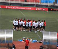 دوري أبطال إفريقيا   أيمن أشرف يشارك في مران الأهلي استعدادًا لـ«فيتا كلوب»
