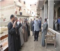 محافظ أسيوط: تقديم الدعم لأسر ضحايا حادث الكريمات