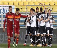 بارما يفوز بثنائية على روما في الكالتشيو الإيطالي