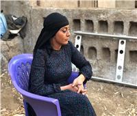 هبة عبد الغني تكشف عن «لوك» شخصيتها في «موسى»