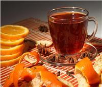 أطباء المناعة: الشاي بقشر البرتقال يعزز المناعة ويحسن الهضم