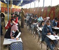 نائب رئيس جامعة عين شمس يشيد بالإجراءات الاحترازية بامتحانات «الزراعة»
