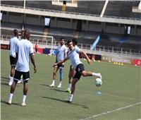 الأهلي يخوض مرانه الرئيسي على ملعب «الشهداء» بـ«كينشاسا»