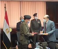 شاكر: القيادة السياسية حريصة على أن يصبح التعدين المصري قاطرة تنمية
