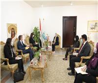 منسقة الأمم المتحدة: مصر خلقت قصص نجاح في مواجهة آثار تغير المناخ