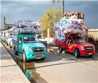 في العيد القومي للمحافظتين.. جهود صندوق تحيا مصر في الفيوم وبني وسويف| صور