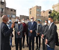 محافظ قنا يتفقد أعمال البعثة الأثرية الفرنسية بمدينة قفط