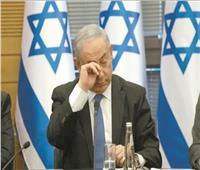 أسابيع من التظاهرات الغاضبة تلاحق نتانياهو إلى صناديق الاقتراع