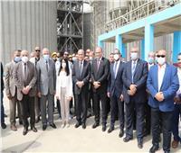 وزيران ومحافظ الجيزة يفتتحون المركز الإقليمي لتكنولوجيا تخزين الحبوب