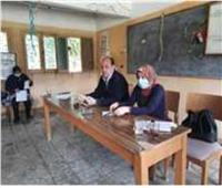 قافلة توعية للمزارعين بمبادرة «حياة كريمة» ببرج العرب