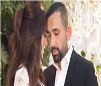 زوج درة يغازلها: «بحبك».. والأخيرة ترد: «كلامك مس قلبي»