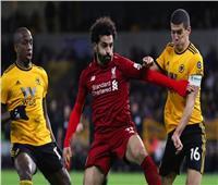 بث مباشر   مباراة ليفربول وولفرهامبتون في «البريميرليج»