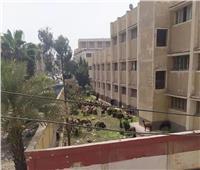 إعفاء مديرة مدرسة بالمحلة الكبرى من منصبها بسبب واقعة «الأغنام والماعز»