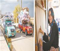 رعاية 477 ألف أسرة و2615 مشروعا صغيرا للسيدات في الفيوم وبني سويف