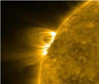 رصد مظلة مغناطيسية ساطعة بالشمس