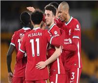 «ليفربول» يكسر سلسلة الهزائم أمام وولفرهامبتون في «البريميرليج»