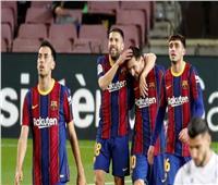 «ميسي» يقود برشلونة لسحق هويسكا برباعية في «الليجا الإسبانية»