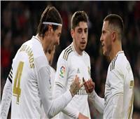 التشكيل المتوقع لـ ريال مدريد أمام أتالانتا