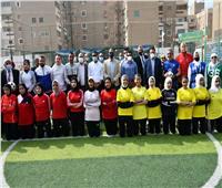 وزير الشباب والرياضة يفتتح «نادي الصفوة» بالفيوم