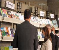 انطلاق فعاليات المعرض السنوي الخامس للكتاب بجامعة حلوان