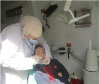 فحص 238 مواطنا خلال قافلة طبية في بني سويف