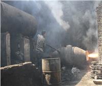 «العكرشة» بالقليوبية.. من منطقة مهملة لمدينة صناعية كبري| صور