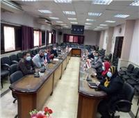 مركز النيل للإعلام يدشن ندوة عن «حياة كريمة» بمركز أشمون