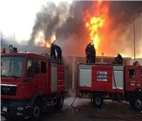 إخماد حريق بمنزل في ملوي بالمنيا