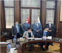 الزراعة توقع عقد مشروع «الابتكار الزراعي» مع «GIZ» بالمنيا وبني سويف