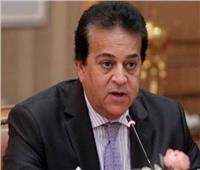 وزير التعليم العالي يستعرض مشروعات جامعة المنوفية بتكلفة 872 مليون جنيه