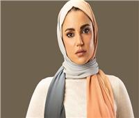 درة بـ«الحجاب» في البوستر الرسمي لمسلسل «بين السما والأرض»