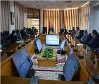 «الأعلى للجامعات» يتابع الخدمات الالكترونية المقدمة للطلاب بجامعة بورسعيد
