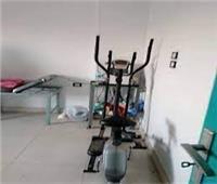 ضبط مركز تجميل غير مرخص في بني سويف