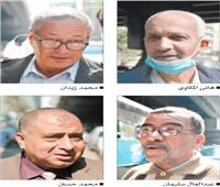 الشارع «فرحان» بقرارات الرئيس.. مواطنون: طوق نجاة لمحدودي الدخل
