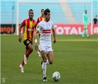 انطلاق مباراة الزمالك والترجي التونسي في دوري الأبطال | شاهد