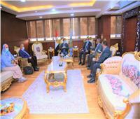 محافظ الغربية يوقع بروتوكول تعاون مع التنسيق الحضاري لتطوير محيط السيد البدوي