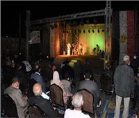 عروض وزارة الثقافة تجذب آلاف المواطنين في قري «قنا و أسيوط»